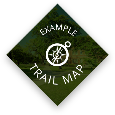 Example Trail Map
