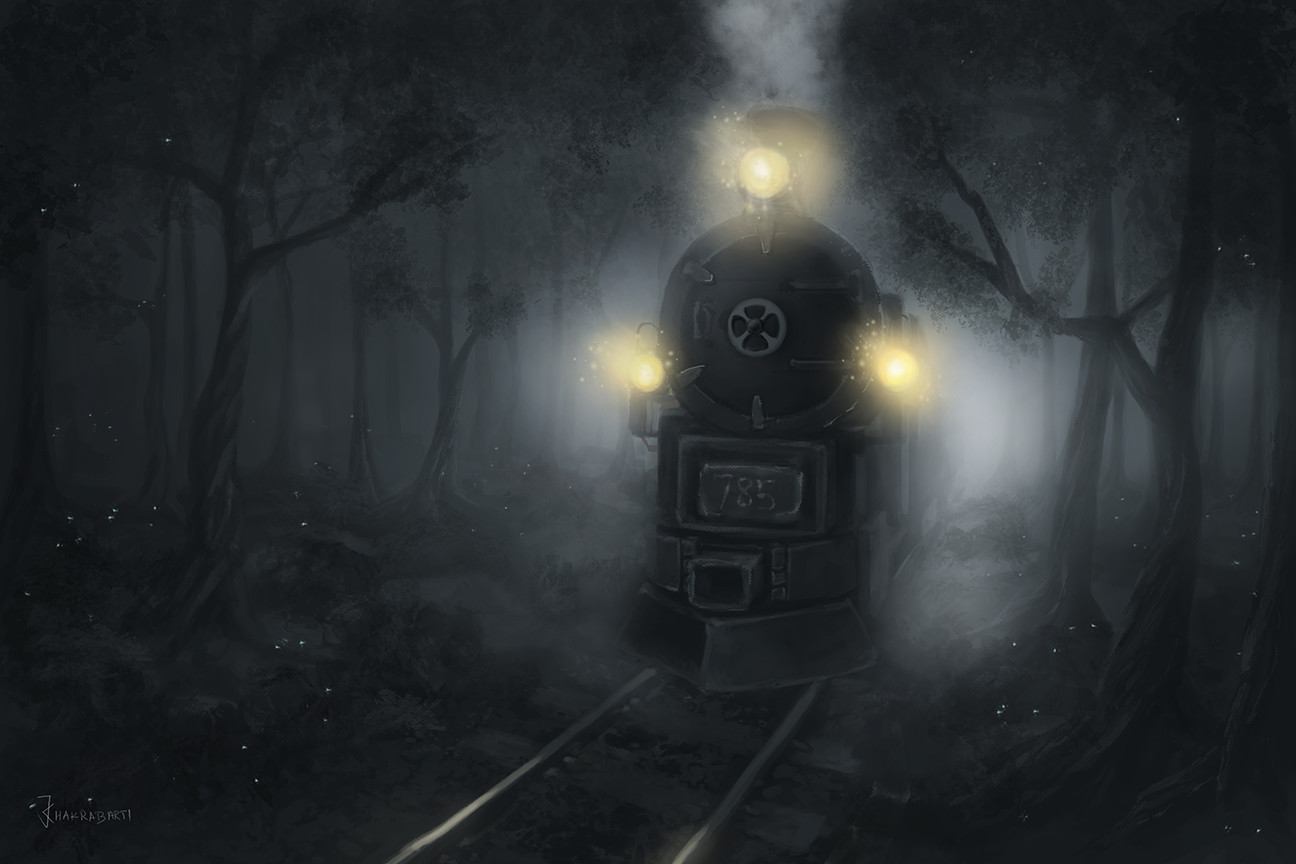 Ghost Stories from Ohio's Colleges: Kenyon's Ghost Train - College Bound  Advantage